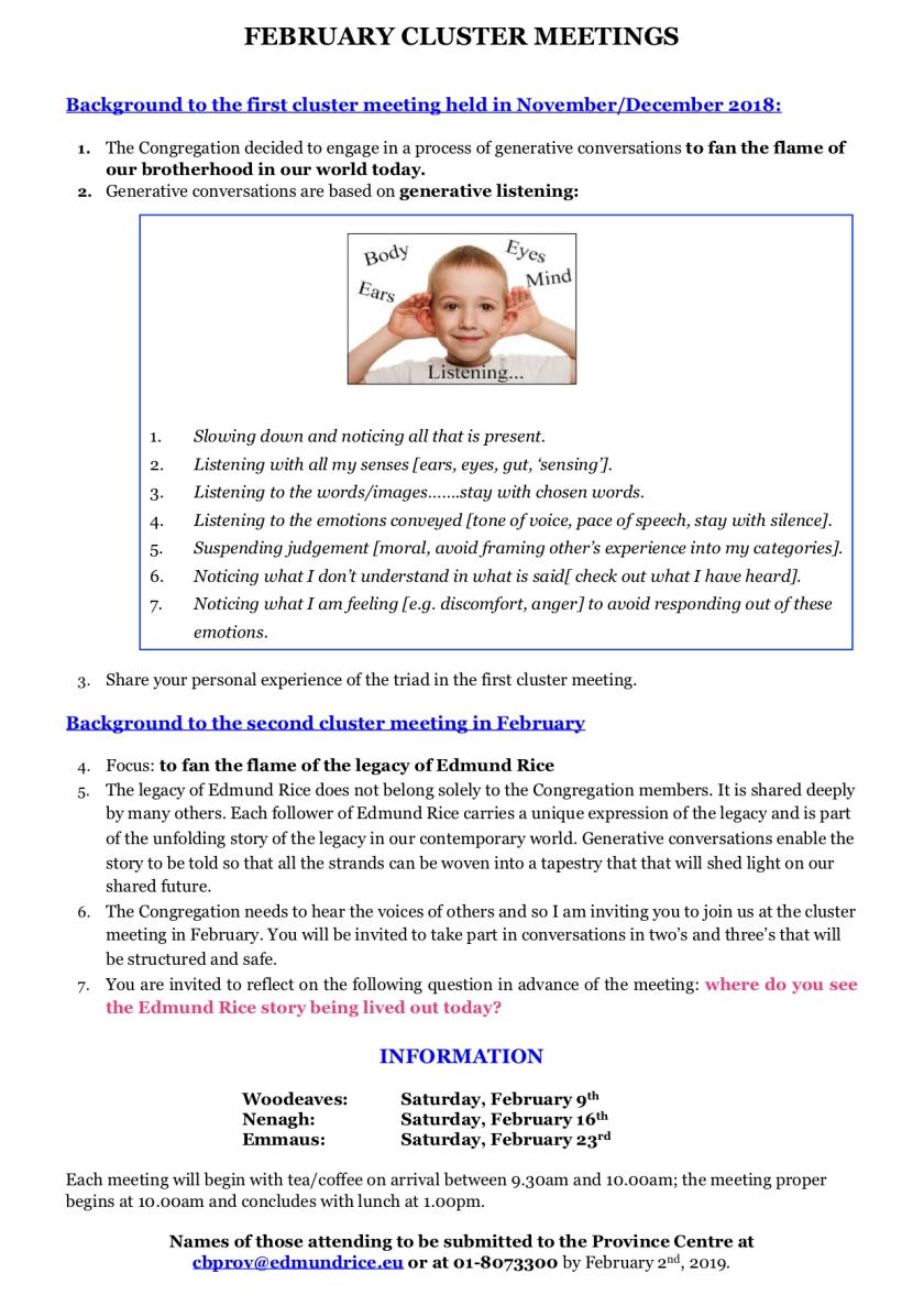 cluster_feb_information