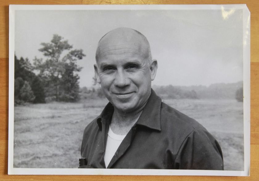 Thomas Merton Photo